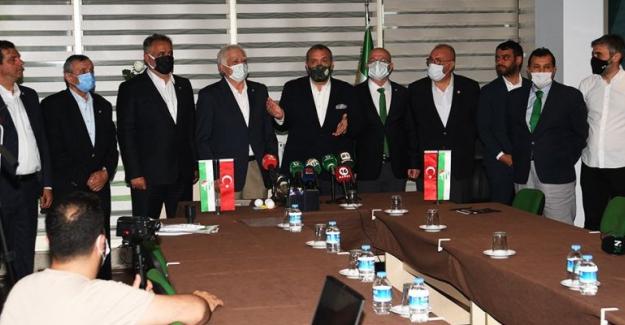 Başkan Adayı Erkan Kamat'tan Birlik Çağrısı