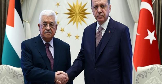 Cumhurbaşkanı Erdoğan, Abbas ve Heniyye ile ayrı ayrı telefonda görüştü Güncel