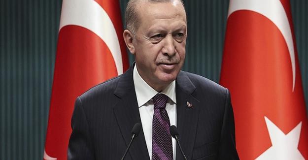 """Cumhurbaşkanı Erdoğan: """"Kontrollü normalleşmeye başlıyoruz"""""""