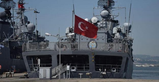"""Ege ve Akdeniz'de """"Denizkurdu 2021"""" tatbikatı başladı"""