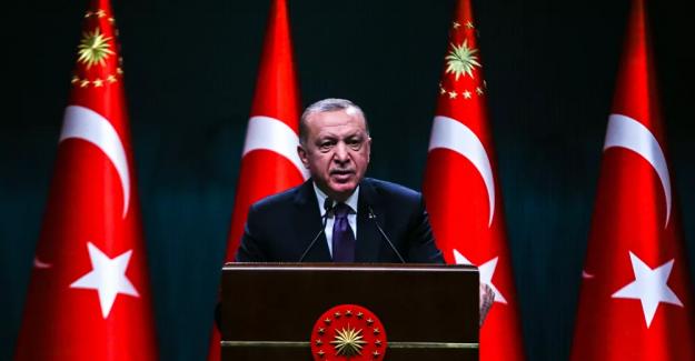 """Erdoğan: """"Kıbrıs'ta yeni bir müzakere olacaksa artık bu iki toplum arasında değil, iki devlet arasında yürütülmeli"""""""