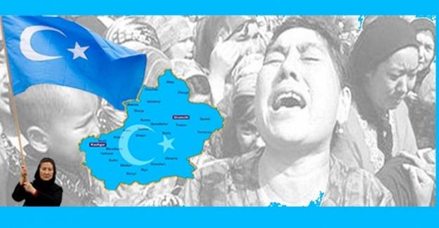 """""""Evrensel İnsan Hakları Sivil İnsiyatif Gurubu""""  Çin'in Soykırımı için BM'ye Müracaat etti"""