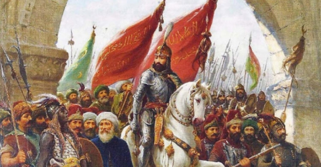 Fatih Sultan Mehmed'in İstanbul'u Fethi'nin 568'inci yıl dönümü