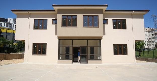 İhsaniye'ye modern aile sağlığı merkezi