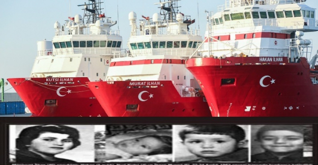 Kanlı Noel'de Binbaşı Nihat İlhan'ın şehit edilen üç çocuğunun ismi o gemilere verildi!