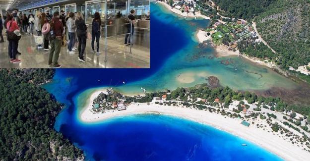 Koronavirüs salgını sürecinde Ukraynalı turistlerin 1 numaralı tatil adresi Türkiye oldu