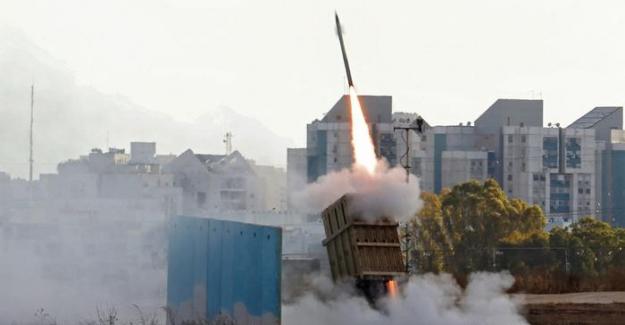 Lübnan sabredemedi; İsrail'e roket saldırısı başlattı