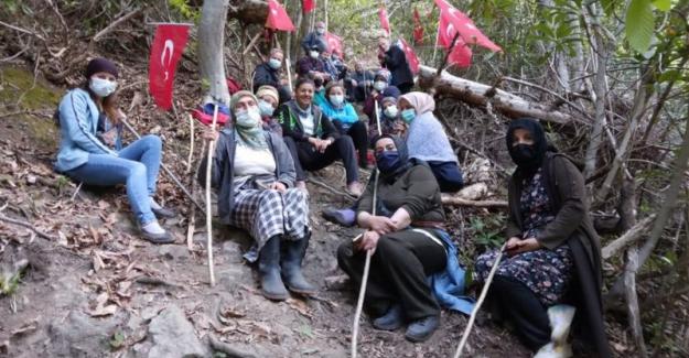 """Rize İkizdere'deki köylülerin avukatı Okumuşoğlu: """"Bölgede toplam dört taş ocağı projesi var"""""""