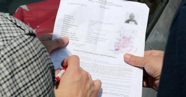 Sahte çalışma izin belgesinin cezası nedir? Usulsüz ve sahte görev belgesi ile yakalanırsam ne olur?