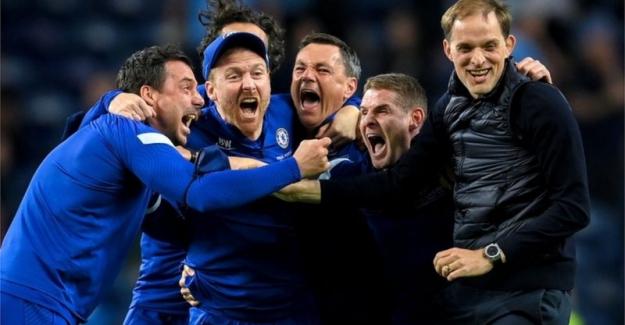Şampiyonlar Ligi finali: Zafer Chelsea'nin