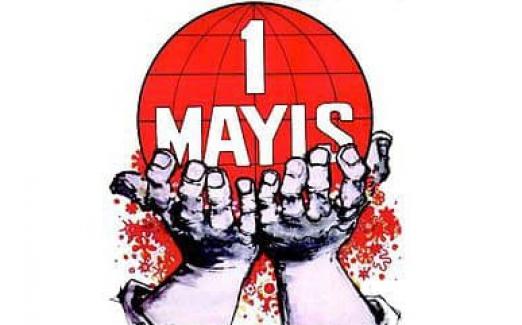 Tüm İşçilerimizin ve Emekçilerimizin 1 MAYIS Bayramlarını candan kutluyoruz!..