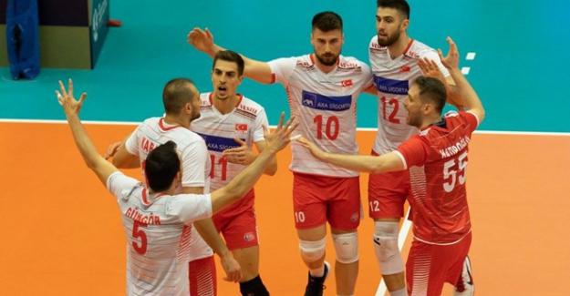 A Milli Erkek Voleybol Takımı, CEV Avrupa Şampiyonu oldu