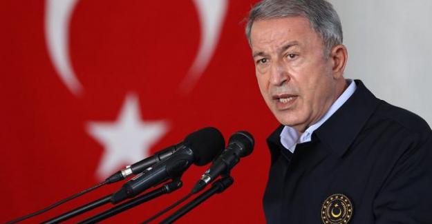"""Akar'dan YPG tepkisi: """"Kimse aklımızla alay etmesin"""""""