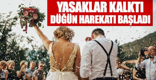 Binlerce çift nikah salonlarına koştu