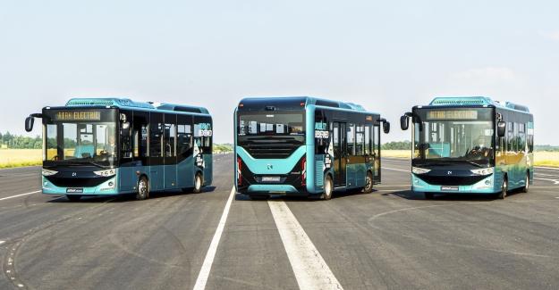 Bursa Karsan, Almanya'ya Elektrikli Otobüs  İhracını Sürdürüyor