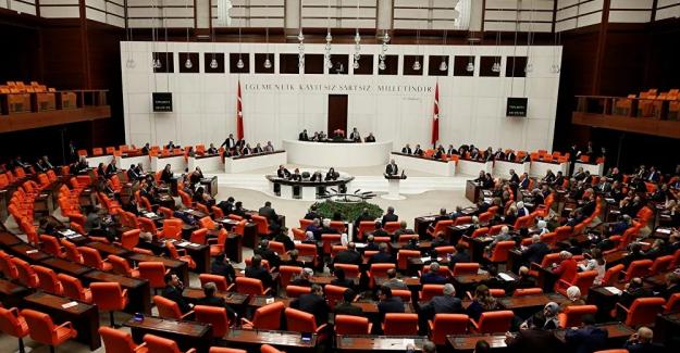 Ceza infaz kanununda değişiklik yapan teklif, TBMM Genel Kurulu'nda kabul edildi