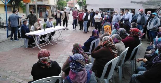 Denizli'de köylülerin mücadelesi sonuç verdi, iş makineleri köyü terk etti
