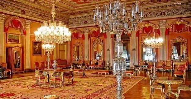 Dolmabahçe Sarayı'ndaki 92 kiloluk som altın vazolar kayıp!..