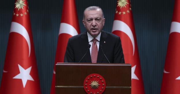 """Erdoğan, """"1 Temmuz'da başlamak üzere sokağa çıkma kısıtlamalarını tümüyle kaldırıyoruz"""""""