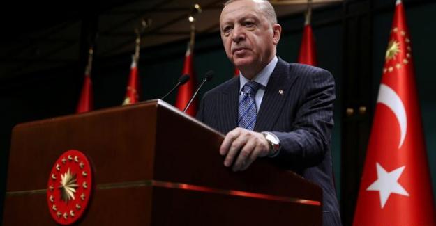 Erdoğan: Terörle mücadelede beklediğimiz desteği göremedik