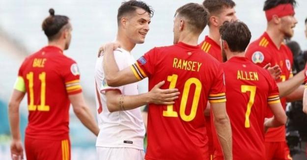 EURO 2020 yarışında Finlandiya, Danimarka'yı, Belçika da Rusya'yı yendi