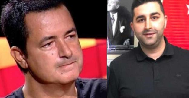 Gazeteci Sercan Hamzaoğlu, Acun Ilıcalı'ya meydan okudu