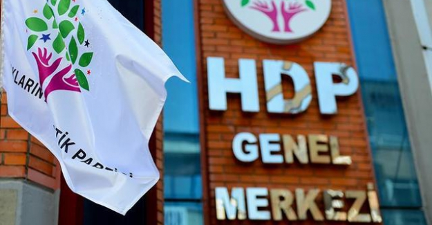 HDP'ye kapatma davası: 451 isim için siyasi yasak isteniyor