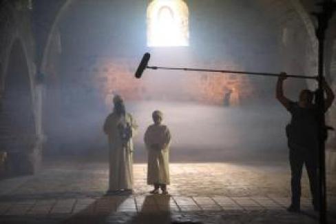 İbni Sina Ve Biruni'nin Hayat Hikayesi İnegöl'den Beyaz Perdeye Taşınıyor