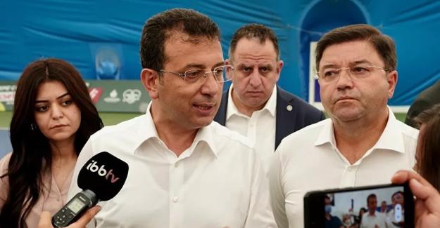 İmamoğlu: Pandemide İstanbul'da farklı noktalara kurduğumuz 100 sahneyle müzisyenler sizlerle buluşuyor