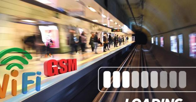 İstanbul'da metrolar internet erişimine açılıyor