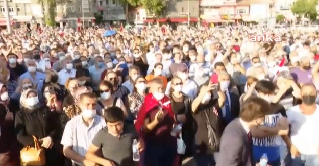 """Kırıkkale'de MKE için miting: """"MKE'nin yok edilmesine Kırıkkale'li izin vermeyecek.."""""""