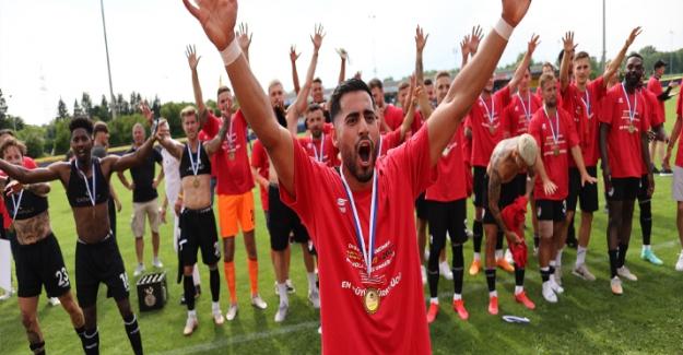 Münih Türkgücü, Illertissen'i penaltılarla yendi ve DFB Kupası'na bilet aldı