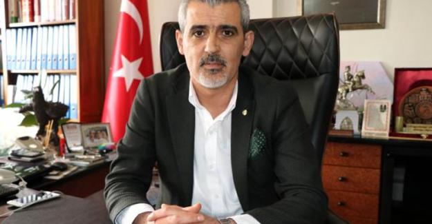 Nevşehir Hacı Bektaş Belediye Başkanı Arif Yoldaş Altıok'a saldırı
