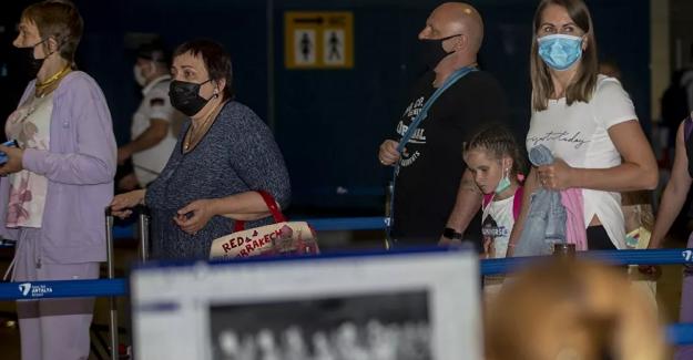 Rus tur operatörü, 23 Haziran'da Antalya'ya uçuşları yeniden başlatıyor