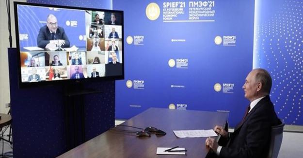 Rusya Devlet Başkanı Putin'den flaş Biden açıklaması!