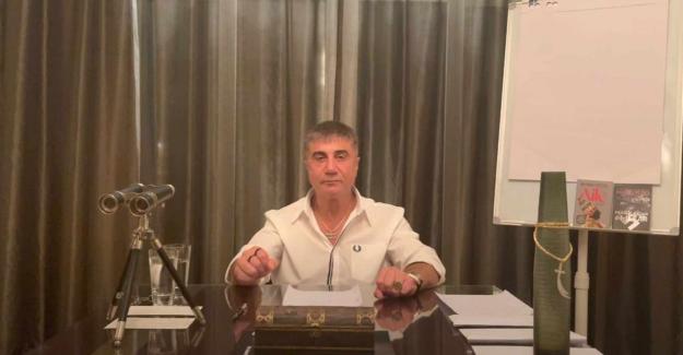 """Sedat Peker: """"MİT timlerinin yaptığı operasyonla yakalandığım asla doğru değildir"""""""