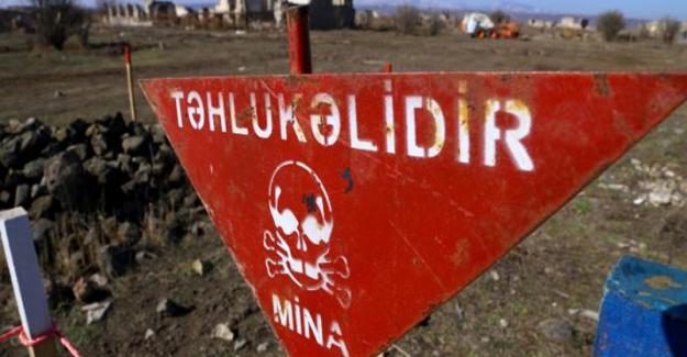 Sınırı geçerek mayın döşeyecekti: Azerbaycan askeri yakaladı