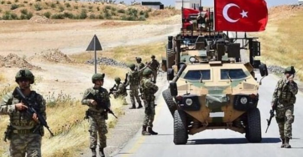 Barış Pınarı harekat bölgesinde 5 terörist etkisiz hale getirildi
