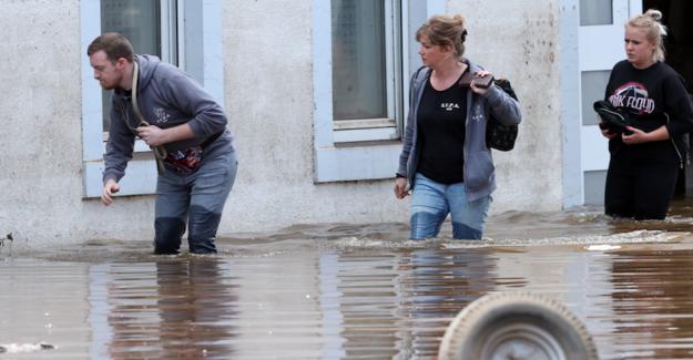 Belçika'daki selde ölenlerin sayısı 31'e çıktı, kayıp 163 kişi aranıyor: Ülkede 'Milli Yas' ilan edildi