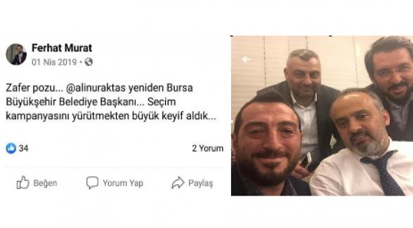 Büyükşehir Belediyesi'ndeki 'DANIŞMAN SKANDALI'