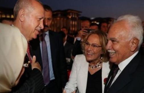 """Doğu Perinçek'ten Erdoğan'ı kızdıracak paylaşım:  """"Hayal kırıklığı"""""""