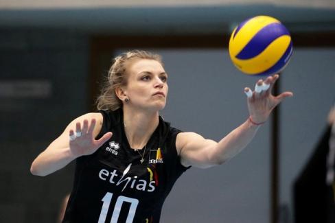 Dominika Marta Sobolska Nilüfer Belediyespor'da