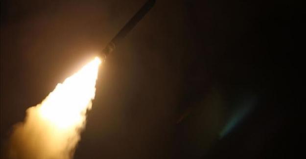 Erbil Havaalanına insansız hava araçlarıyla füze saldırısı!