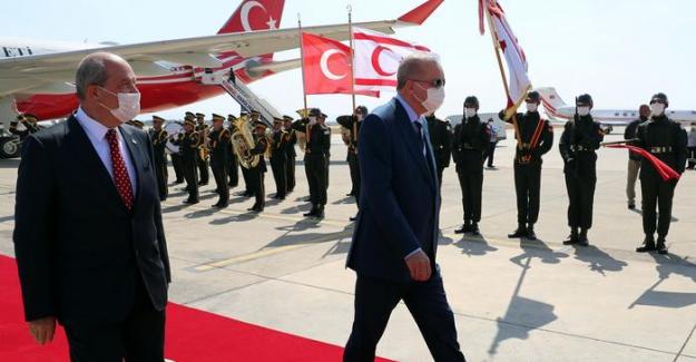 """Erdoğan 'müjde'yi açıkladı: """"Kuzey Kıbrıs'a külliye"""""""