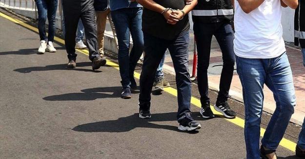 İzmir merkezli 47 ilde dev FETÖ operasyonu: 229 şüpheliye gözaltı kararı