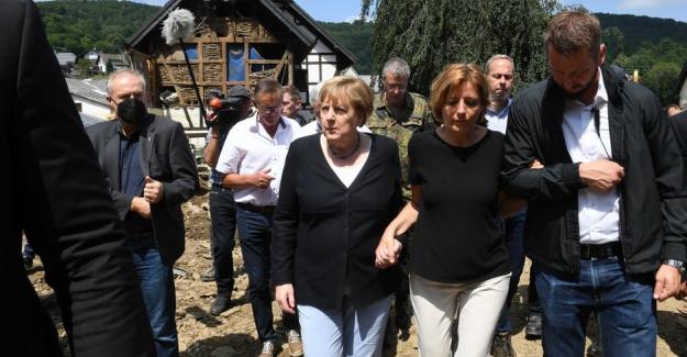 Merkel: İklim krizine karşı mücadelede daha hızlı olmalıyız