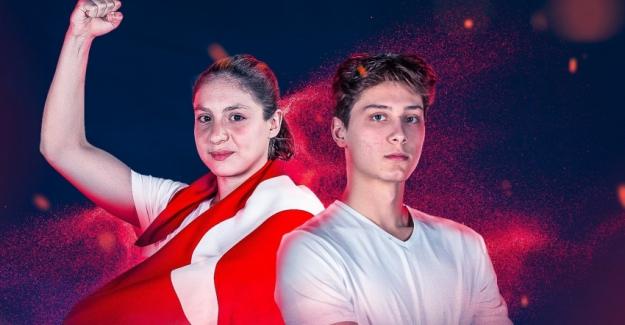 Olimpiyat Oyunları'nda Türk bayrağını Merve Tuncel ile Berke Saka taşıyacak