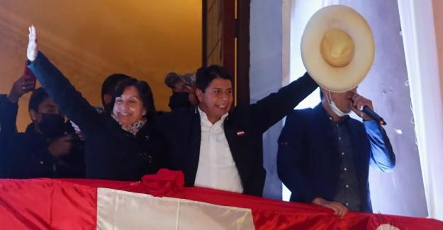 Peru seçimlerinin galibi Castillo, başkanlık maaşından feragat etti: Sadece emekli öğretmen maaşını alacak