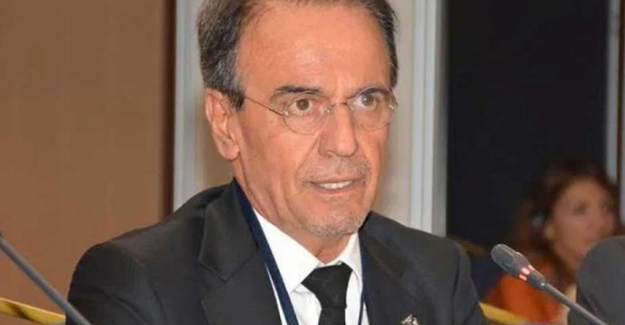 Prof. Dr. Mehmet Ceyhan ateş püskürdü