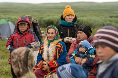 Rusya'nın tehlike altındaki on yerli halk dili açıklandı